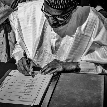 Breaking: At Last, Buhari Signs AfCFTA