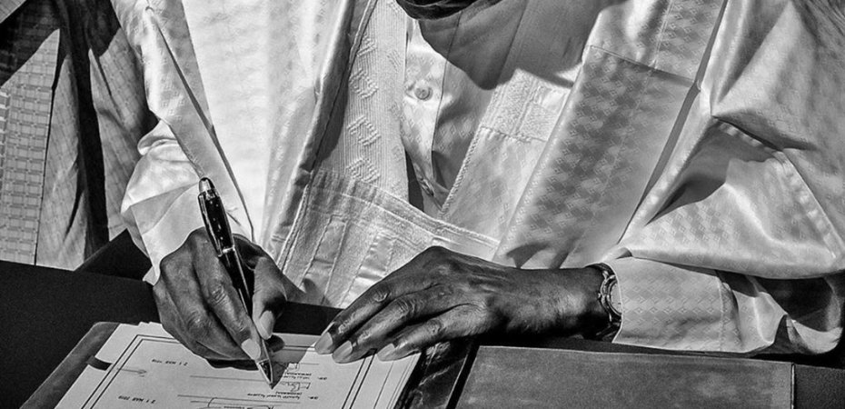 Breaking: At Last, Buhari Signs AfCFTA