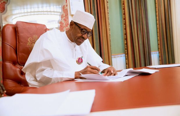 President Buhari Signs 9 Bills (Full List)