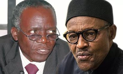 Why Buhari Must Apologise To Nigerians - Falana