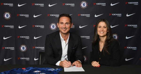 Chelsea Name Frank Lampard As Sarri's Replacement